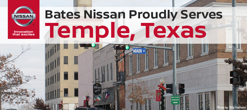 Nissan Dealer Temple, TX