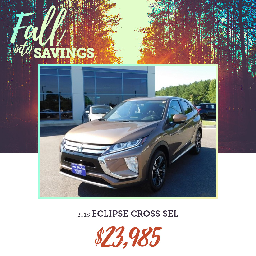 2018 Eclipse Cross | Hollywood, MD