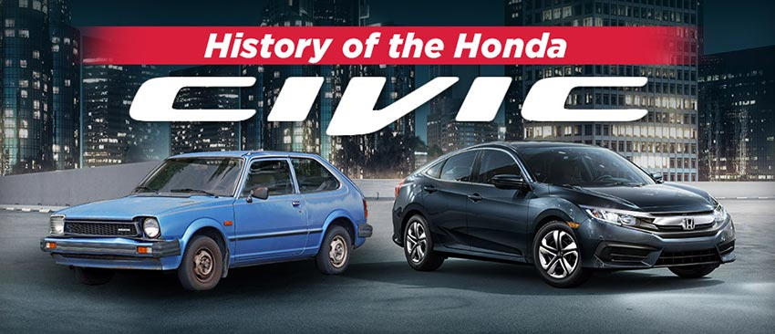 History of the Honda Civic