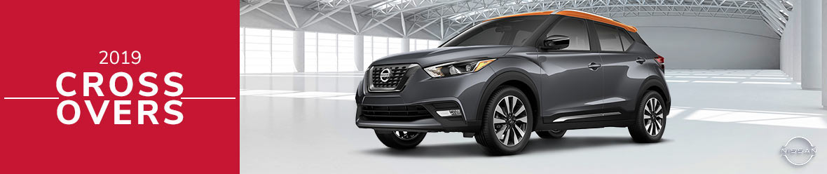 2019 Nissan Crossovers