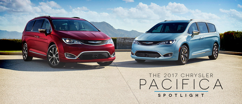 2017 Chrysler Pacifica Minivan in Memphis, TN