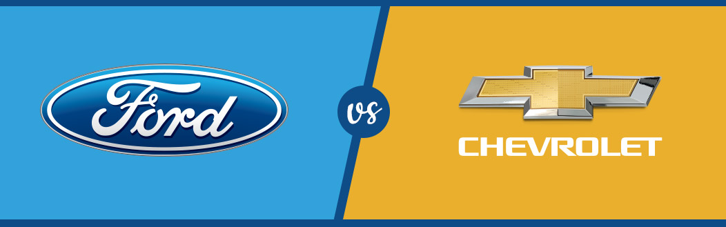 Ford Vs Chevy Which Is Better Ford Or Chevy Mangold Ford - Ford vs chevy us map