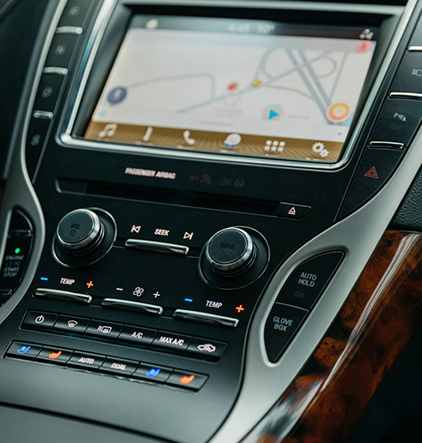 2019 Lincoln Nautilus Navigation Console | Downtown Lincoln | Toronto, ON