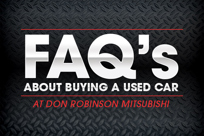 Questions about Buying a Used Car