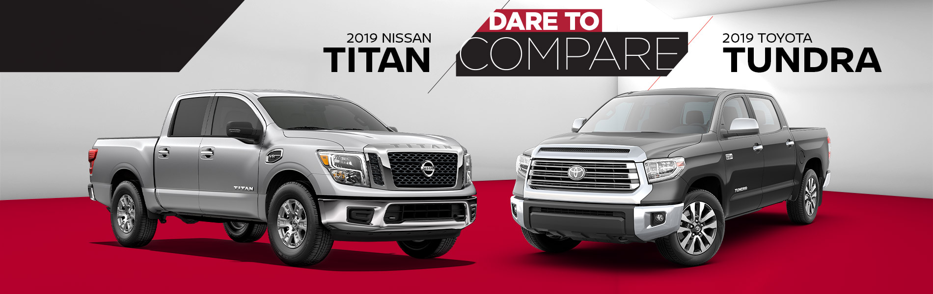 2019 Nissan Titan vs. 2019 Toyota Tundra | Greenville, MS