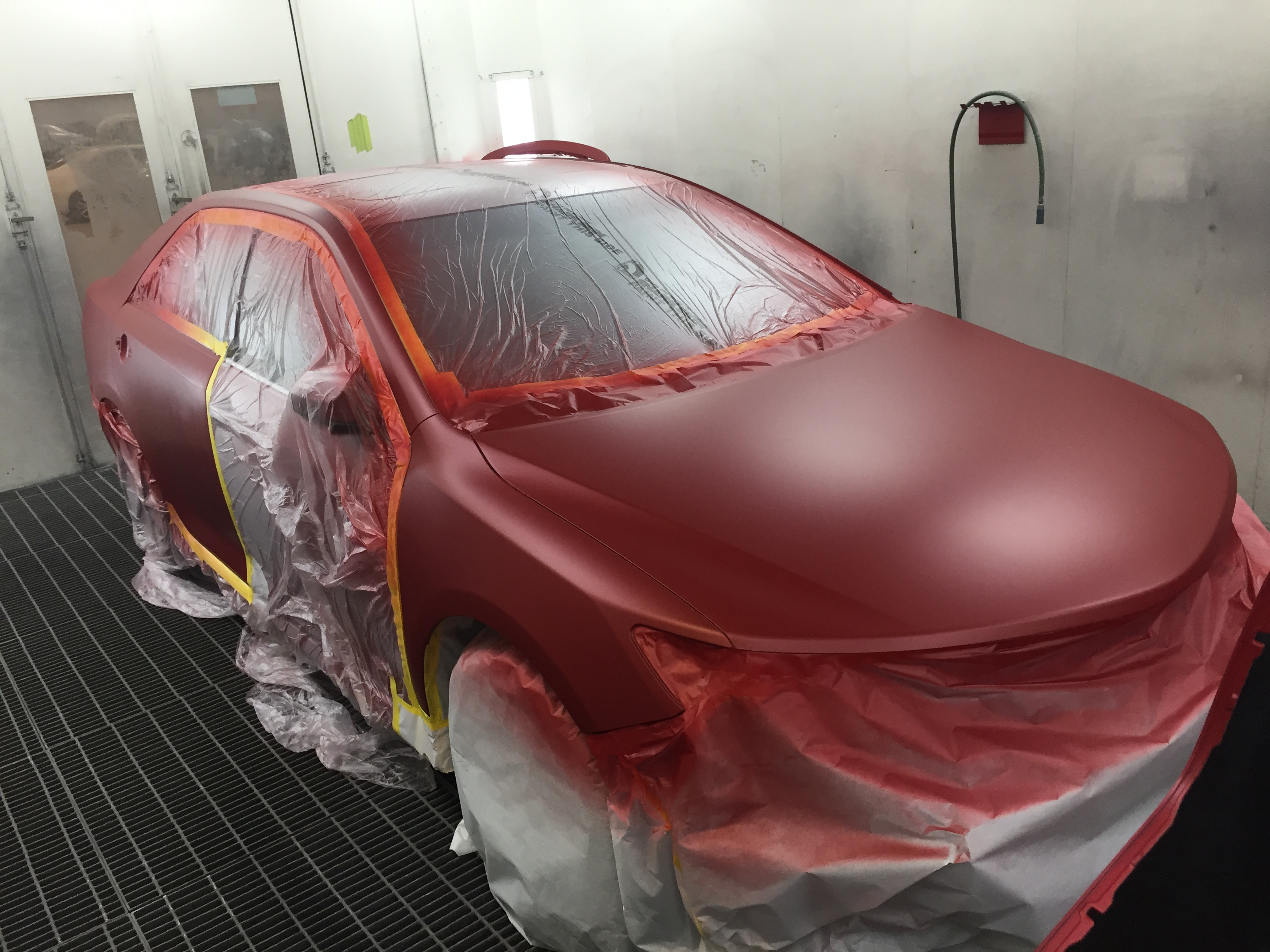 Capital Toyota Body Shop and Collision Center - Paint Booth - Chattanooga TN.jpg