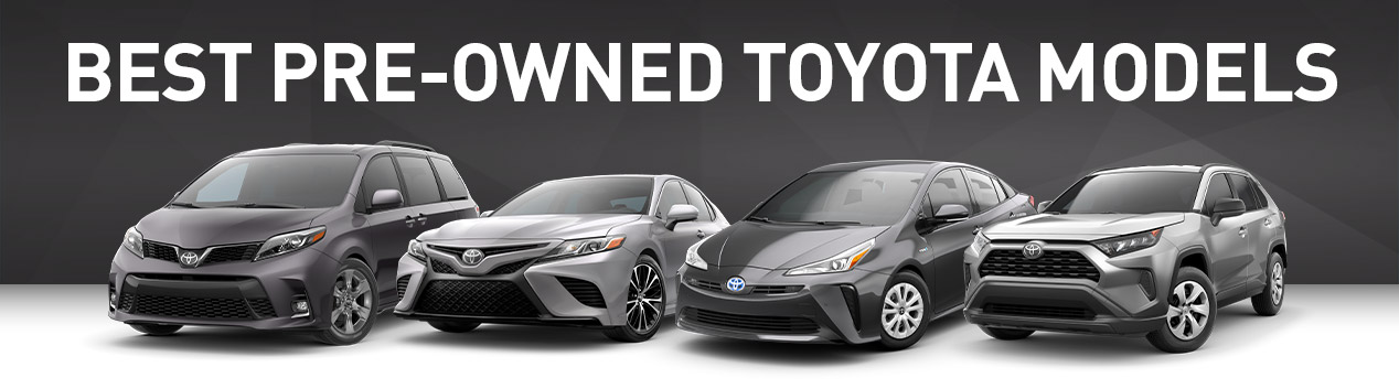 Pre Owned Toyota >> Best Pre Owned Toyota Models Downtown Autogroup Toronto On