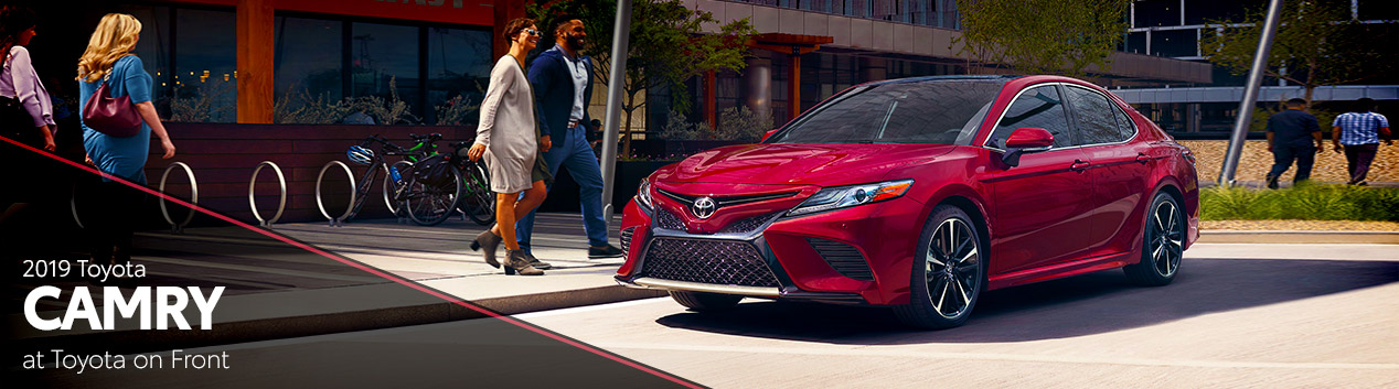 2019 Toyota Camry | Toyota On Front | Toronto, ON
