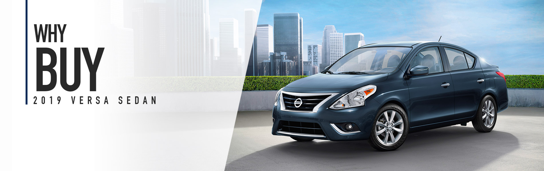 2019 Nissan Versa Sedan | Greenville, MS
