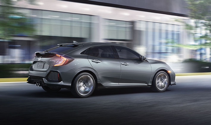 2019 Honda Civic Hatchback New Cars For Sale Springfield Mo