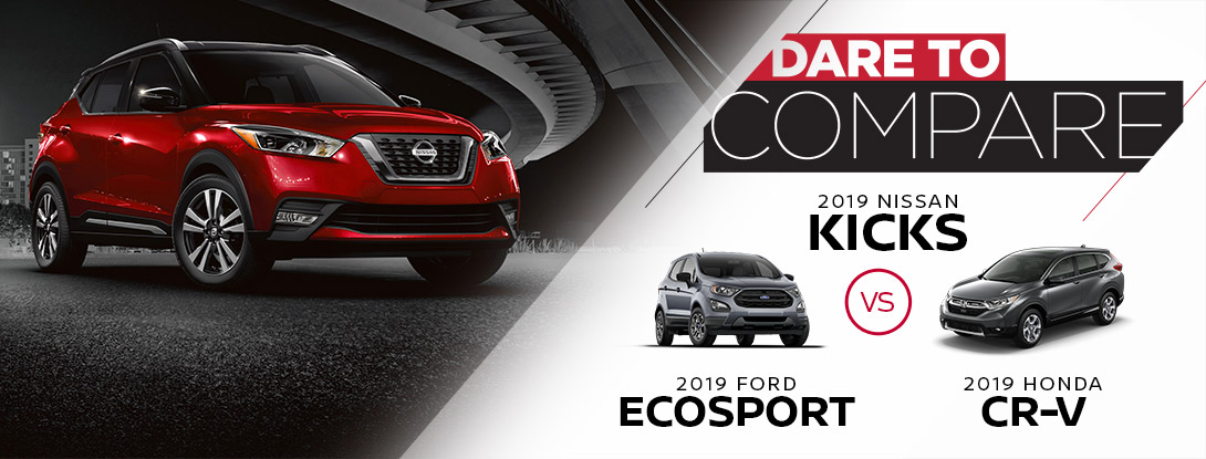 2019 Nissan Kicks vs. The Competition | Bates Nissan | Killeen, TX