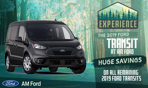 2019 Ford Transit | AM Ford | Trail, BC