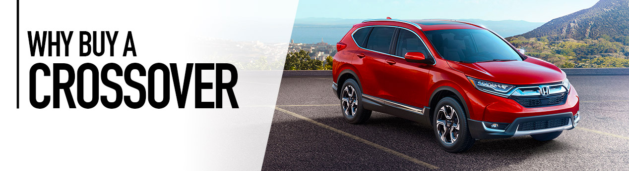 Why Buy A Crossover at Sanderson Ford In Paducah, KY