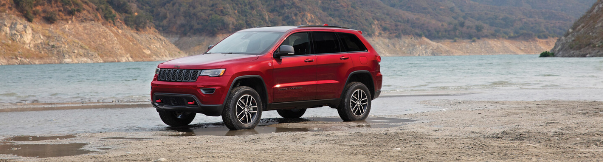 2020 Jeep® Grand Cherokee Family-Friendly Features | Toronto, ON