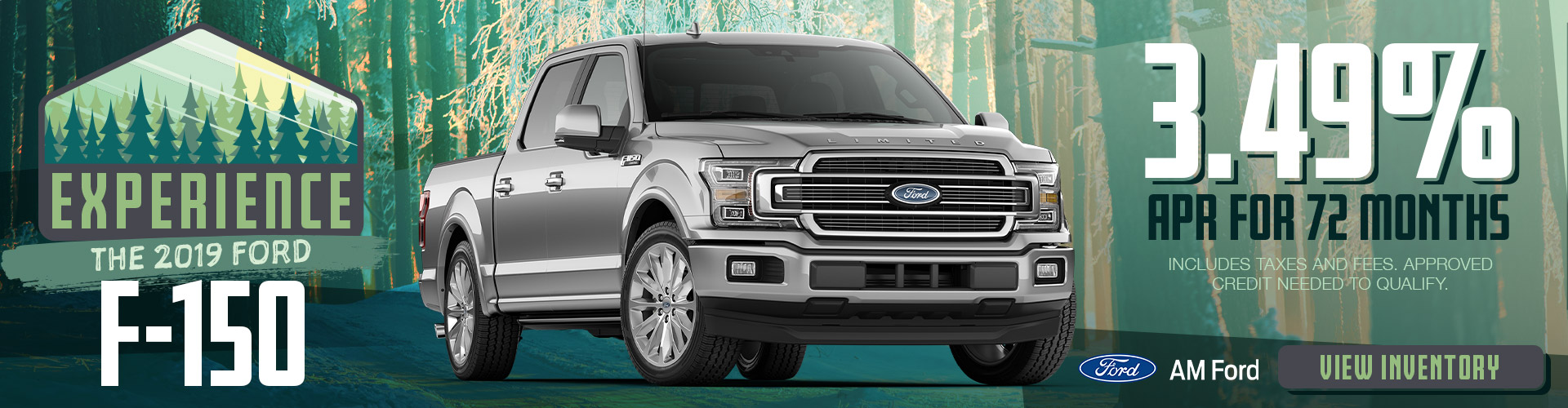 2019 Ford F-150 | AM Ford | Trail, BC