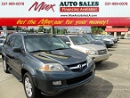 Picture of used SUVs in Lafayette Louisiana at Max Auto Sales.