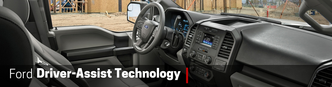 Ford Driver-Assist Technology at Tom's Car Country