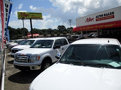 Picture of used truck inventory at Max Auto Sales