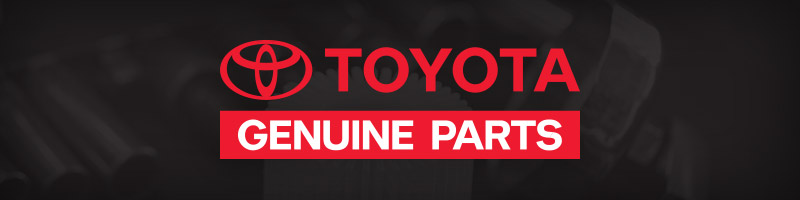 Choose Genuine Toyota Parts at Krause Toyota