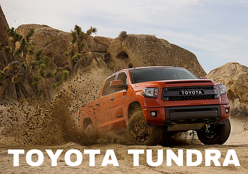 Browse our Toyota Tundra Trucks in Ottawa, IL today!