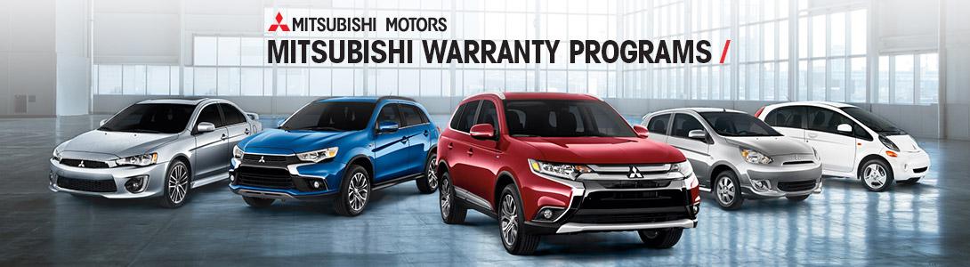 Mitsubishi Warranty Programs Bakersfield Mitsubishi