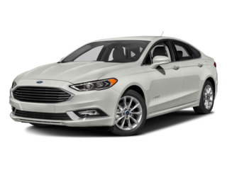 2017 Ford Fusion in Inverness, FL