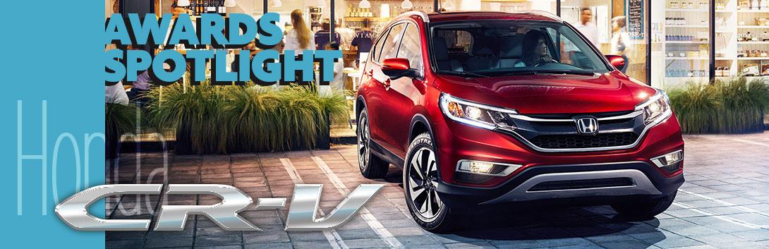 Honda CR-V Awards - Wilmington, DE - Union Park Honda