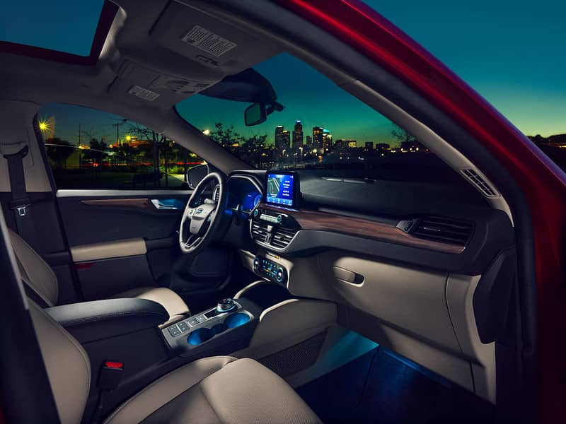 2020 Ford Escape Interior in Toronto, ON