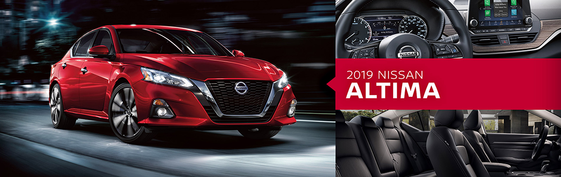 2019 Nissan Altima | Greenville, MS