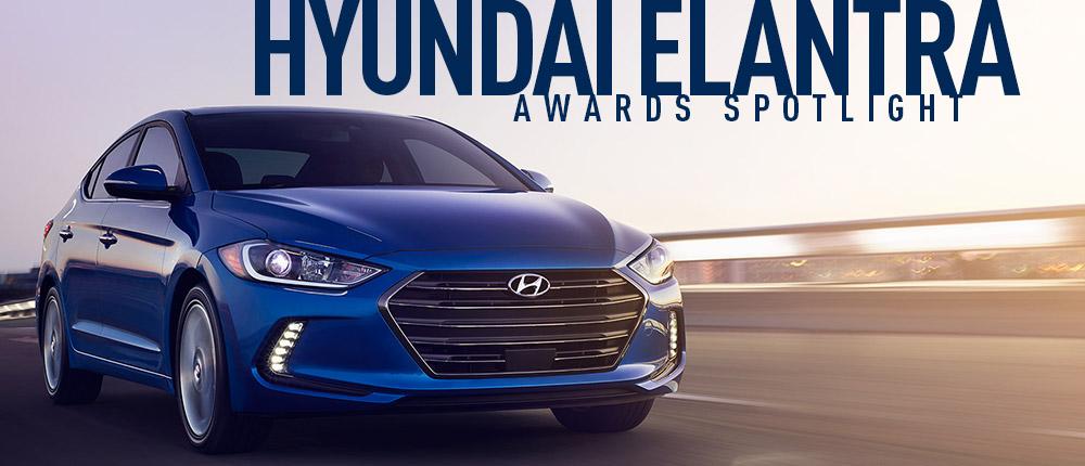Hyundai Elantra Awards Gossett Hyundai South