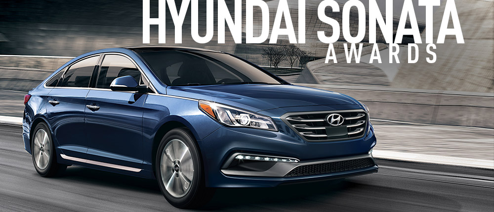 Hyundai Sonata Awards | Gossett Hyundai South | Memphis, TN