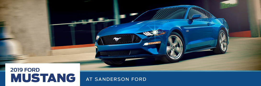 2019 Ford Mustang | Sanderson Ford | Phoenix, AZ
