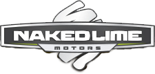 Naked Lime Motors logo