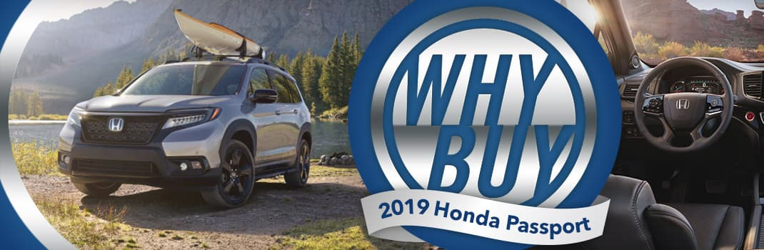 2019 Honda Passport | Love Honda | Homosassa, FL