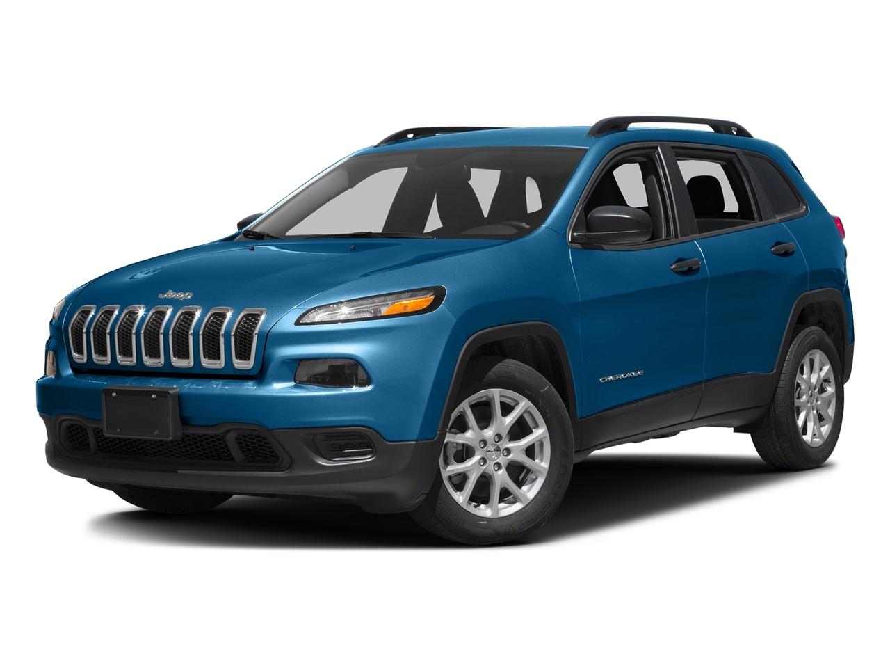 2017 Jeep Cherokee In Memphis Tn