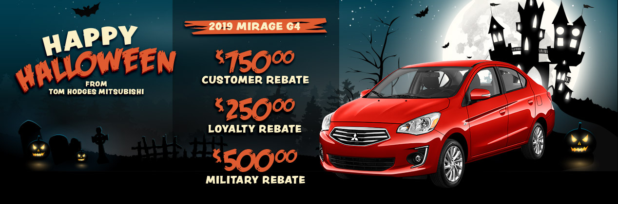 October New Mitsubishi Specials | Hollywood, MD