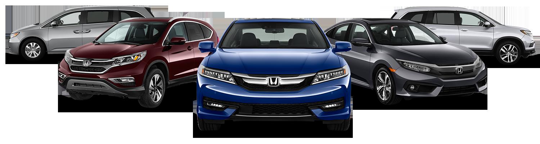 2016 Honda Line Up