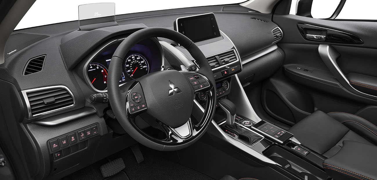 2019 Mitsubishi Eclipse Cross Interior | San Diego, CA