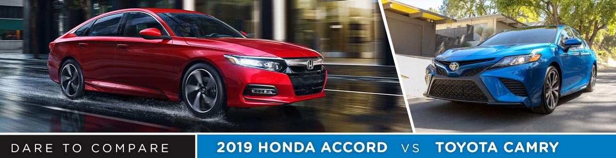 Toyota Fayetteville Nc >> Honda Accord Vs Toyota Camry Bryan Honda Fayetteville Nc