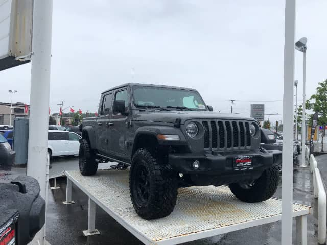 2020 Gladiator Sport S Front | Chilliwack, BC