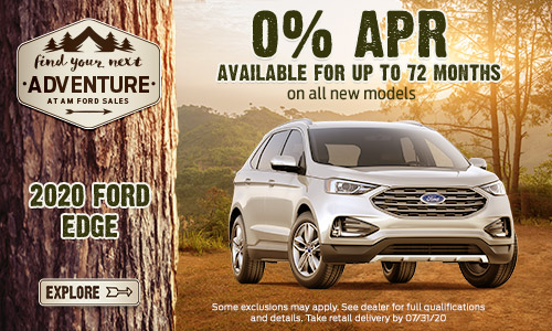 2020 Ford Edge | AM Ford | Trail, BC