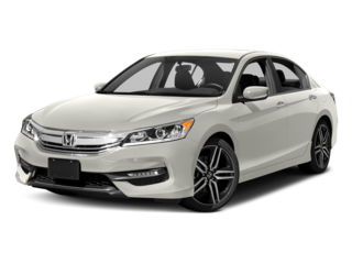 2017 Honda Accord Sedan