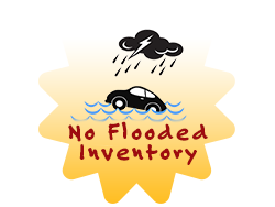 Picture saying No flooded inventory