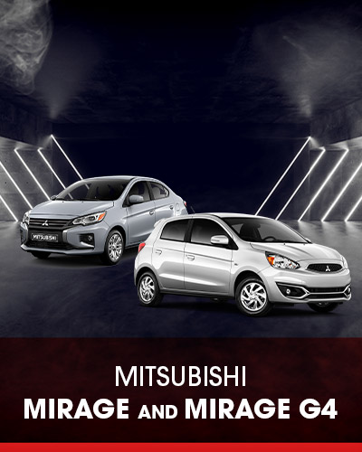 2021 Mitsubishi Mirage and Mirage G4 in Beckley, WV