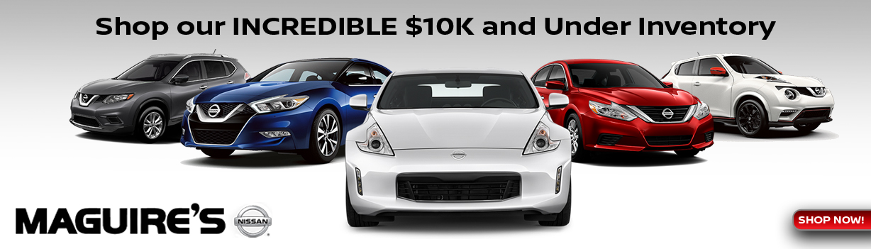 Maguires Nissan New Nissan Amp Used Car Dealer In Lebanon Pa