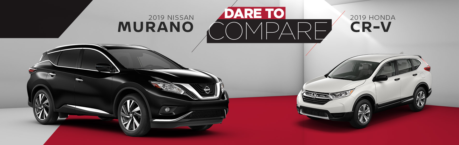 2019 Nissan Murano vs Honda CR-V | Greenville, MS