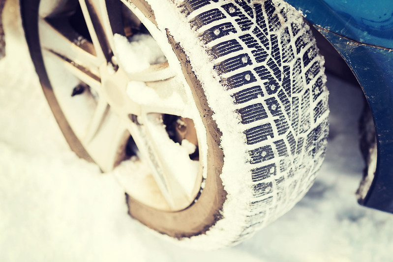 Change To Winter Tires | Toronto, ON