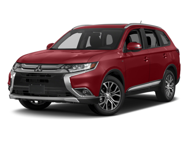 Rally Red 2017 Mitsubishi Outlander in Lafayette, LA