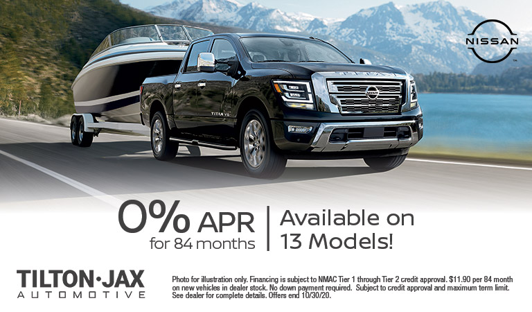0% APR for 84 Months | Quad Cities, IA