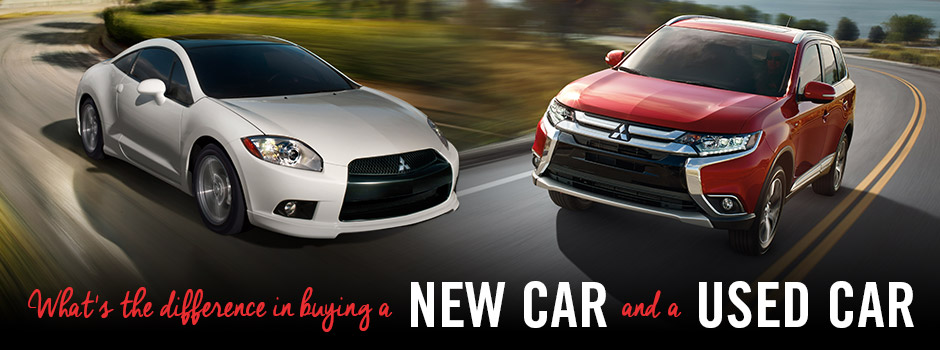New Car Vs. Used Car